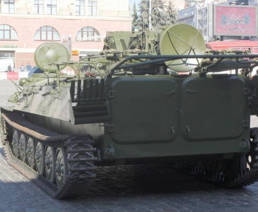 На площади Свободы в Харькове открывается выставка военной техники