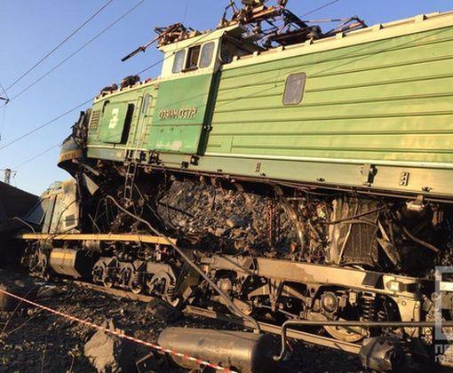 Масштабная катастрофа на железной дороге в Кривом Роге – есть жертвы: фото-факт
