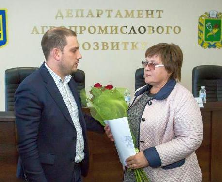 Мать летчика-героя получила землю под Харьковом