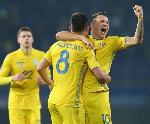 В Харькове Украина одолела Чехию в непростом матче: видео гола