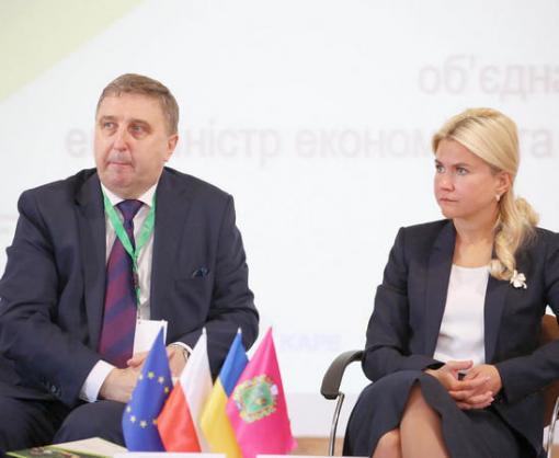 Харьков становится центром украинско-польских отношений