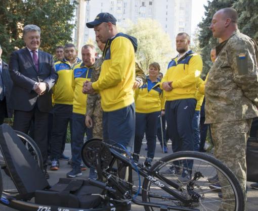 «Игры непокоренных» может приять Украина