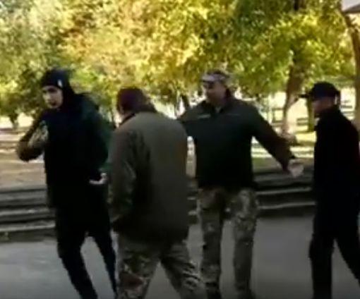 В Харькове продолжается отлов несознательных призывников