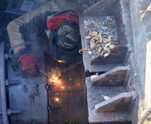 В Харькове почти справились с тепломагистралью на Новых домах