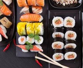 Где харьковчане чаще всего заказывают суши: рейтинги и отзывы