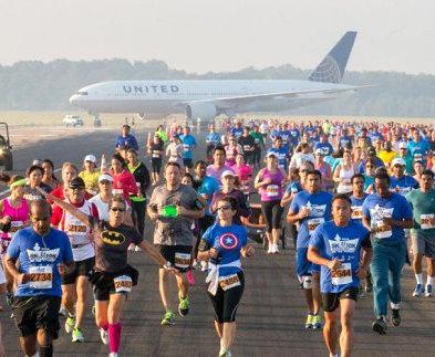 В субботу в харьковском аэропорту пройдет массовый забег