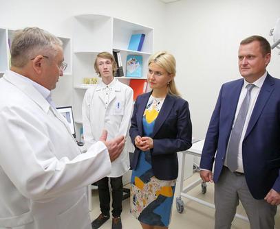 Харьковщина лидирует в строительстве новых амбулаторий