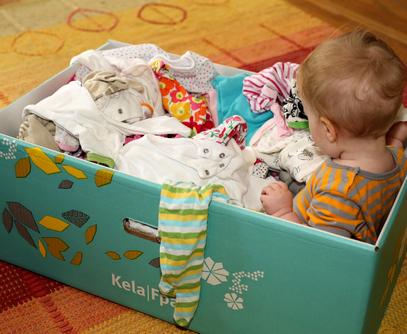 Тысячи семей уже получили «Пакет малыша»
