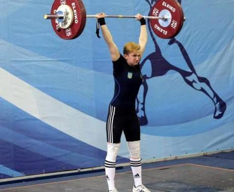 Харьковские тяжелоатлеты победно стартовали на чемпионате Европы