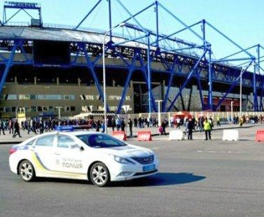 Большой футбол в Харькове: как будет ходить транспорт