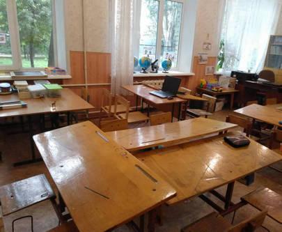 В школе на Харьковщине круто отремонтировали систему отопления