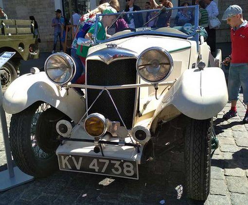 В Харькове пройдет выставка старинных автомобилей