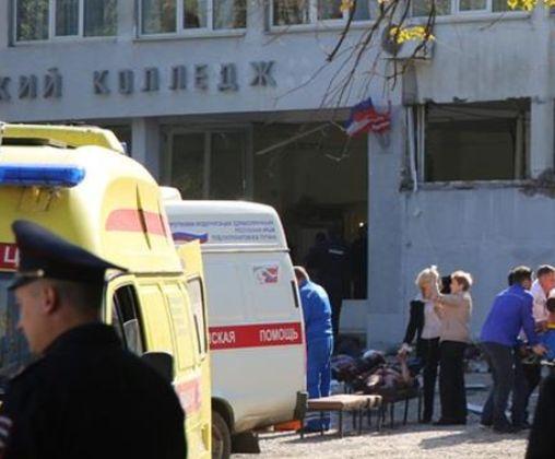 Кремль делает все, чтобы россияне не сравнивали бойню в Керчи с трагедией в США