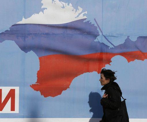 Российские оккупанты в истерике от предложения переименовать Крым