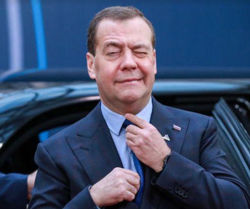 Медведев придумал санкции против Украинского государства