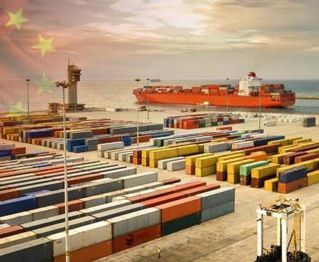 Международная торговля Украина – Китай