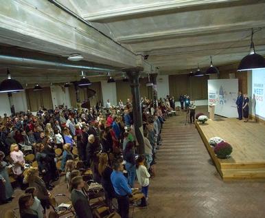 В Харькове стартовал крупнейший кинофестиваль