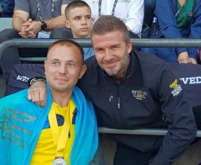 Харьковчанин стал призером «Игр непокоренных»