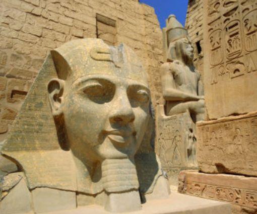 Археологи, наконец, раскопали зал фараона Рамзеса: фото-факт