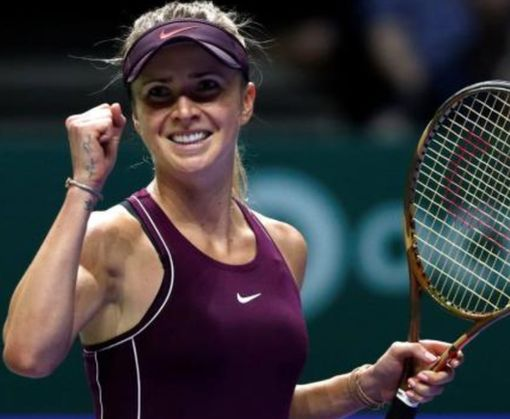 Светличная поздравила Свитолину с блестящей победой на турнире WTA в Сингапуре