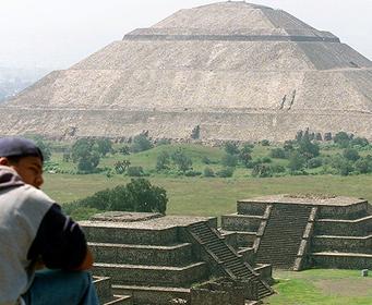 Под древней пирамидой нашли «вход» в загробный мир