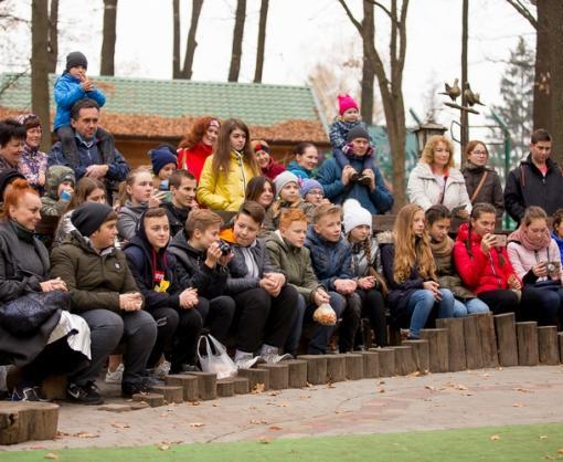 Школьники из Прикарпатья станут волонтерами Фельдман Экопарк