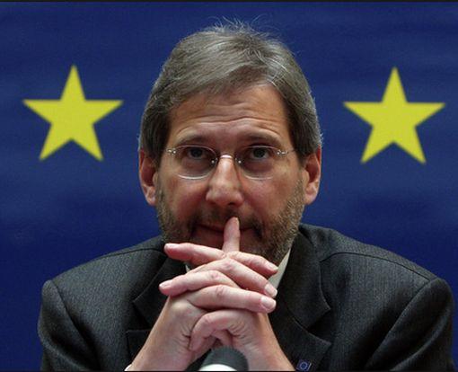 В Украину едет еврокомиссар по вопросам политики расширения