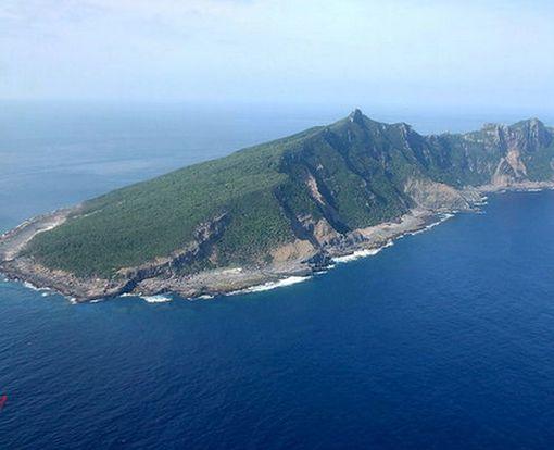 Япония потеряла один из своих островов