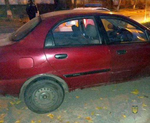В Харькове совершено нападение на таксиста