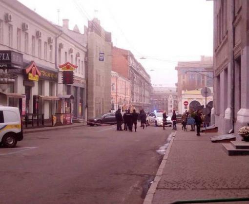 В Харькове эвакуировали мэрию