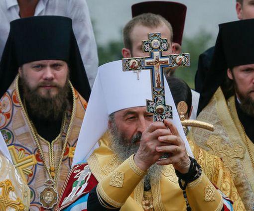 Епископы УПЦ МП хотят встретиться с Порошенко