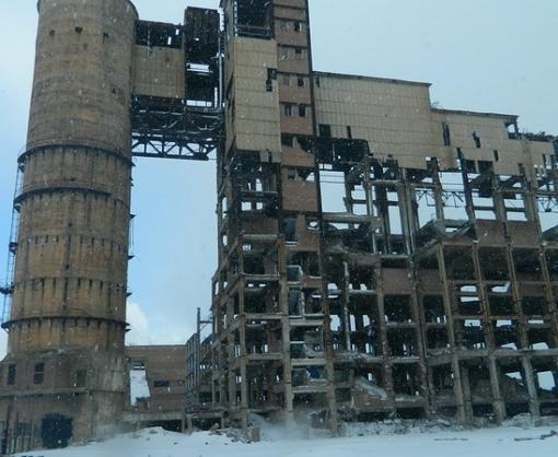 В Донбассе идет захоронение радиационных отходов из РФ