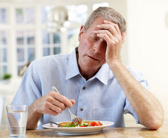 С чем может быть связана потеря аппетита