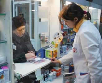 Некоторые харьковские аптеки не спешили делать лекарства доступными