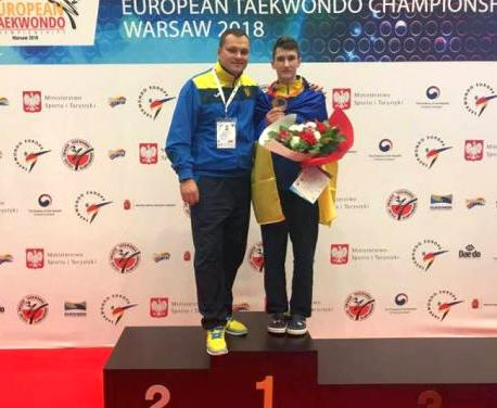 Харьковчанин завоевал «золото» чемпионата Европы