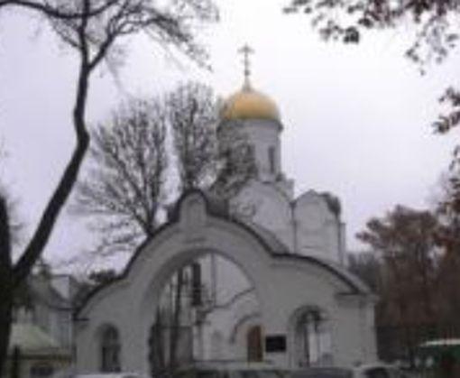 Владимир Скоробагач принял участие в открытии храма Равноапостольной княгини Ольги