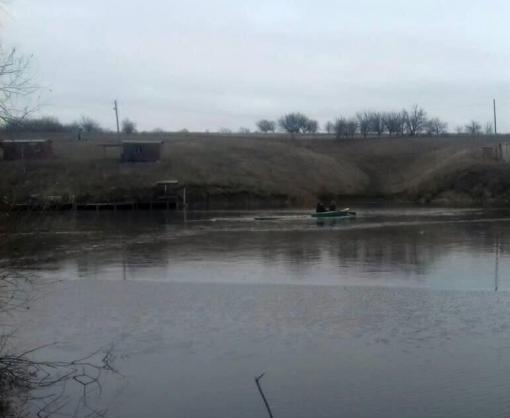 В Харьковской области утонул рыбак
