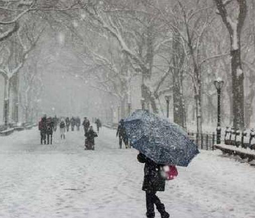 В Украину спешит зима: синоптик дала прогноз погоды на пятницу