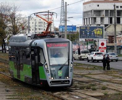 Харьковским «дрифткарам» на двух маршрутах в субботу упростили задачу