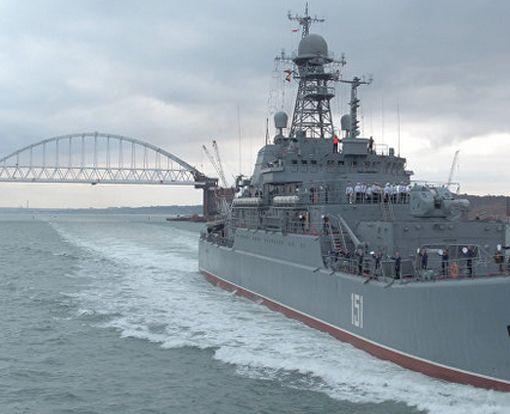 В России угрожают «за минуты» закрыть Азовское море в ответ на «украинский беспредел»
