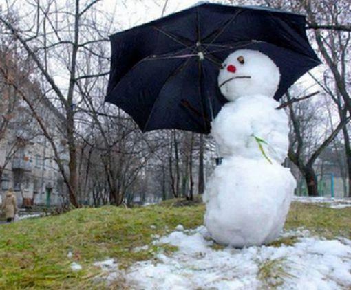 Синоптик предупредила о теплой зиме в Украине и объяснила, в чем ее опасность