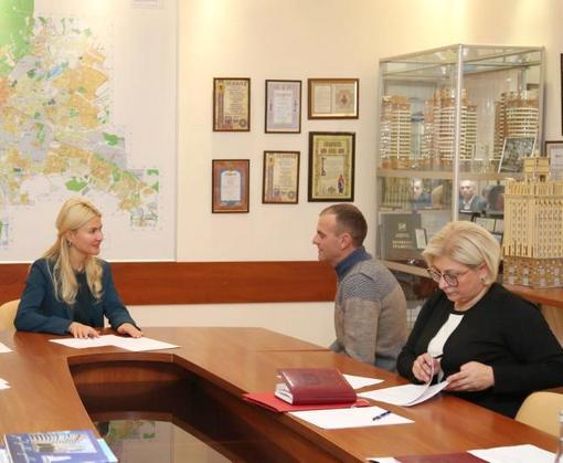 О чем просили главу Харьковской области строители