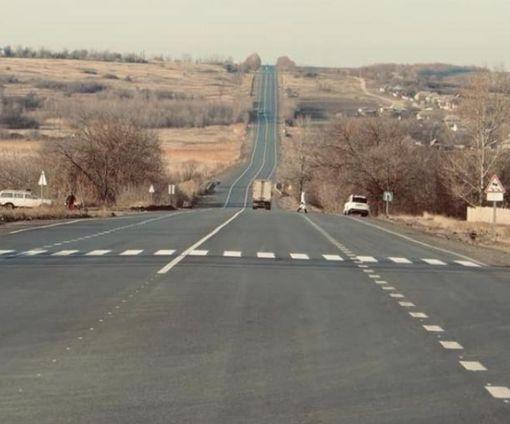 Под Харьковом завершен ремонт важной автомагистрали