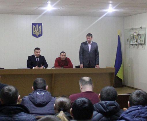 В полиции Харькова важное назначение