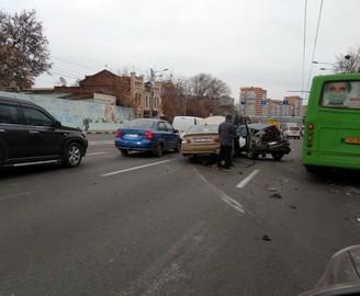 Утренее ДТП в Харькове: выяснились интересные подробности