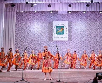 В Харькове прошел фестиваль национальных культур