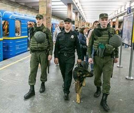 Харьковских силовиков перевели на усиленный режим несения службы