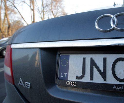 «Первый пошел!» В Украине начали растаможку авто на еврономерах