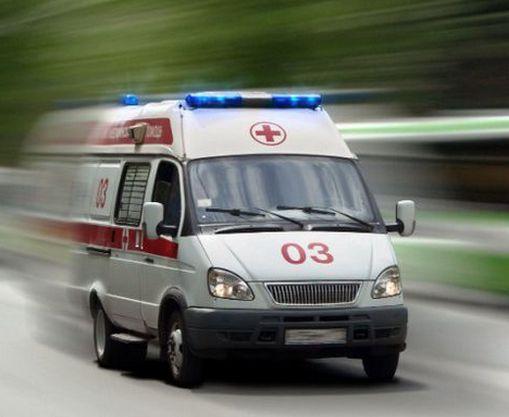 ДТП в центре Харькова - один из водителей в больнице: фото-факт