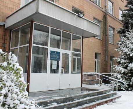 Первый этаж больницы для чернобыльцев в Харькове отремонтируют к новому году